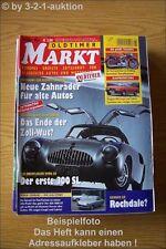 Oldtimer Markt 5/02 Peugeot 504 300 SL ASA 1000 GT