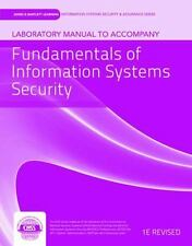 Lab Manual To Accompany Fundamentals Of Information Systems Security (Jones & Ba