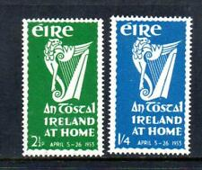 IRELAND L/M/M 1953 SG154-155 AN TOSTAL FESTIVAL