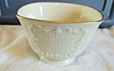 Lenox Gold Trim Trinket Bowl/Dish 4 x 3 inches