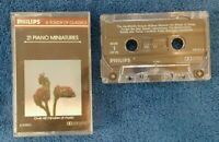 Lars Roos Cassette The Magic of the Piano Tape 1981 Phillips