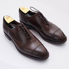 Allen Edmonds Park Avenue Classic Artisan Dress-Casual Oxford Brown UK7.5 (US8)