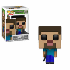 Funko 26383 Games Minecraft Steve Pop Vinyl Action Figure