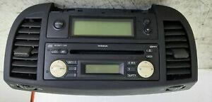 Nissan Micra K12 Radio 2003 head unit