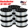 "BLACK and DECKER AF-100-3ZP 30ft 0.065""Line String Trimmer Replacement Spool"