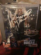 Hollywood Hulk Hogan Signed Ringside Collectibles nWo + COA Hologram Sticker