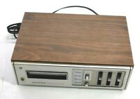 Lloyds Stereo 8 Track Tape Player 4 Channel Tape Deck Not Working FPO As IS