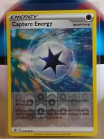 Capture Energy  171/192 S&S: Rebel Clash  Reverse Holo  Mint/NM Pokemon