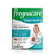 Vitabiotics Pregnacare Breast-Feeding - 84 Tablets/Capsules