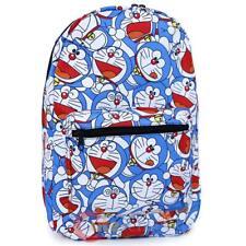 Doraemon Mochila Todo sobre Collage Grande Escuela Mochila