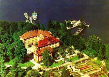 Insel Mainau , Schloß , Kirche , Ansichtskarte ; ungelaufen