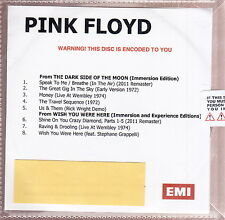 pink floyd  cd limited edition new