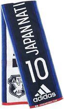 Adidas Samurai JAPAN National Team Football Cheering Towel Muffler #10 AZ4244