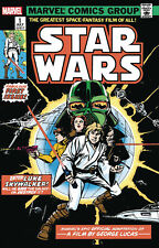 Star Wars #1 (Facsimile Edition) (2019)