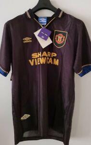 Manchester United 93-95 Away Shirt Remake Size Xl - Cantona 7