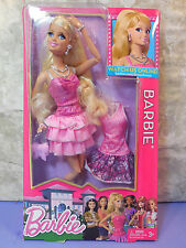 Barbie Life in the Dream House Barbie Doll New!  Articulated Rooted Lashes