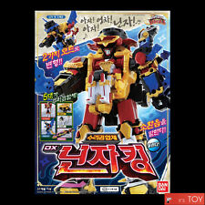 Bandai Power Rangers Shuriken Sentai NinNinger DX Shurikenjin Ninja force King