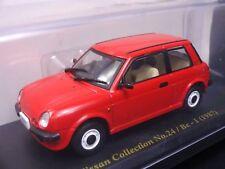 Nissan Be-1 1987 1/43 Scale Box Mini Car Display Diecast vol 24
