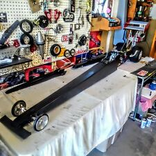 1/4 scale rc car original Pacesetter dragster New fiberglass body only