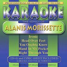 Karaoke: Songs By Alanis Morissette, Various Artists Karaoke