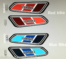 Yamaha DT250MX DT400MX Peinture Autocollant Ensemble