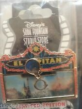 DSF DISNEY SODA FOUNTAIN OZ the Great and Powerful El Capitan Marquee PIN LE 500