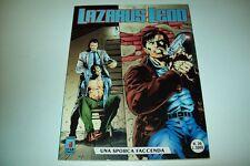 LAZARUS LEDD N.36 ANNO IV-STAR COMICS-UNA SPORCA FACCENDA-GIUGNO 1996-OT!