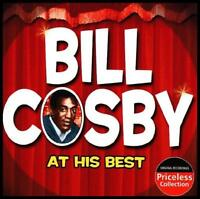 BILL COSBY - AT HIS BEST ~ COMEDY CD ~ FAT ALBERT *NEW*