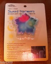 NEW Colorfull Rainbow Leaf  Night Light ++ Mint in Box ++