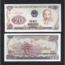 Viet Nam P-94 1985(1986)  20 Dong - Almost Uncirculated