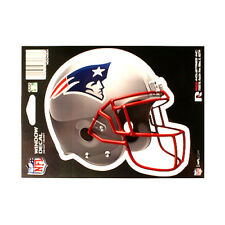 """New England Patriots NFL Sticker Decal Full Color 6""""x 6"""" - FREE SHIP"""