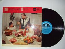 Christmas In Italy -Disco Vinile 33 Giri LP Stampa ITALIA