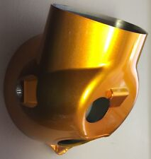 HONDA CT70K0 CT70 70 TRAIL CANDY GOLD HEADLIGHT CASE BUCKET  (327M)