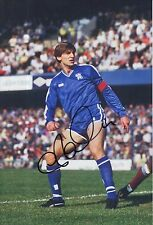 Colin Pates Hand Signed Chelsea 12x8 Photo.