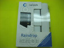 SPLASH RAINDROP CASE FOR IPAD MINI WHITE COLOR