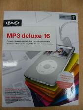 MP3 DELUXE 16 MAGIX SOFTWARE NUOVO WINDOWS XP VISTA 7