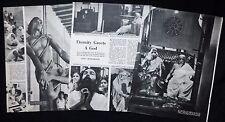 SRI AUROBINDO INDIAN YOGI GURU PHILOSOPHER YOGA INDIA 3pp PHOTO ARTICLE 1951