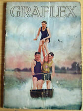 Graflex and Graphic Cameras 1926 Catalog with 40 Pages of Camera Equipment