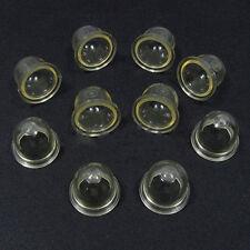 10pcs Carburetors Primer Bulb Bulbs (OD 22mm) for Homelite ECHO STIHL ZAMA