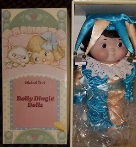 Global Art Dolly Dingle Doll Billie Bumps