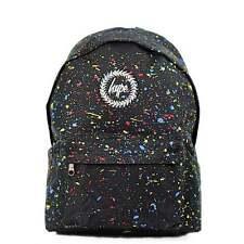 HYPE Backpack Primary Speckle Black School Bag - HYPE Bags **FREE HARIBO
