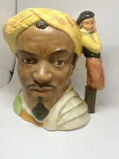 Royal Doulton Character Large Toby Jugs Othello D 6673