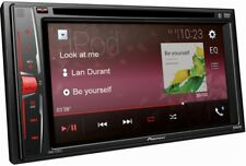 New listing Pioneer Avh-211Ex Double Din Dvd Cd Player Radio Bluetooth Iphone Usb New🔥