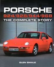 Porsche 924 928 944 968 (transaxle Turbo Carrera S S2 S4 GT GTS) Buch book