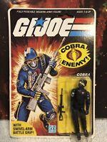 Vintage Hasbro GI Joe Action Figure 1982 1983 Cobra Trooper v1.5 MOC 32 back