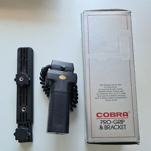 Cobra Pro Grip & Bracket for Photography Camera flash
