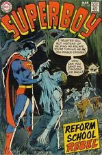 SUPERBOY #163 VG/F, Neal Adams cover, DC Comics 1970