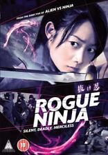 Rogue Ninja DVD (2011) Mika Hijii, Chiba (DIR) cert 18 ***NEW*** Amazing Value