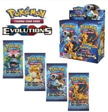 Pokemon TCG XY12 Evolutions Booster Box 20th Anniversary Sealed Booster Box