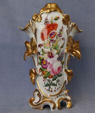 Grand Vase en Porcelaine de Paris Epoque Napoléon III vers 1850